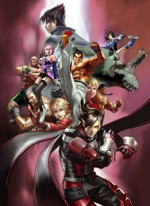 Has Anybody Heard Of Tekken The Motion Picture Anime Amino