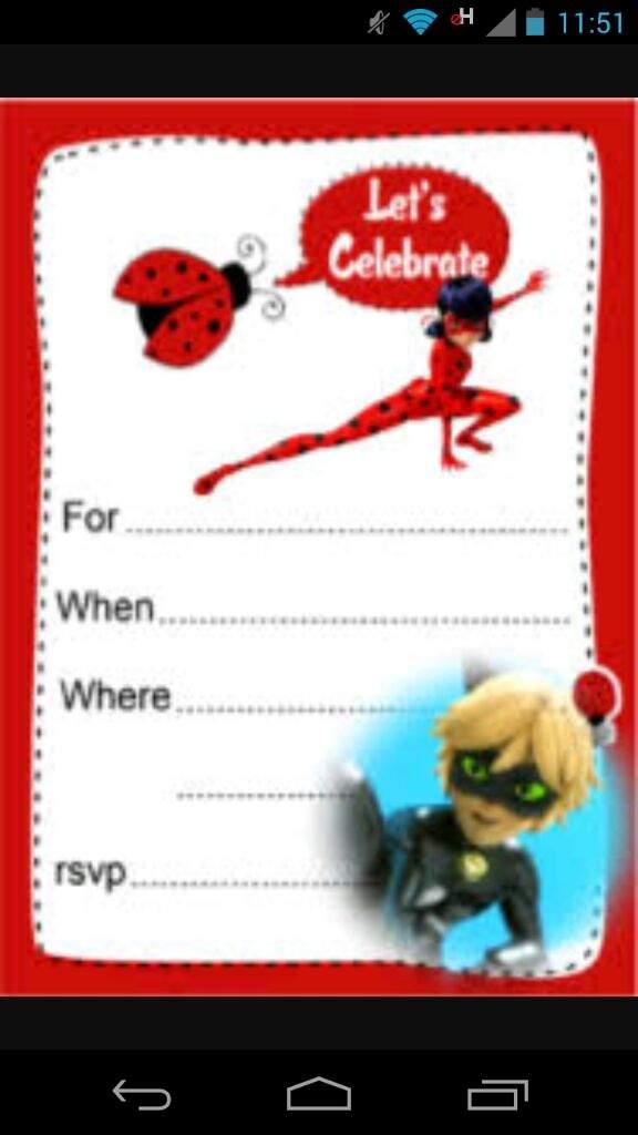 invitaciones de ladybug | •miraculous ladybug español• amino