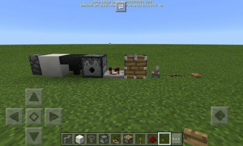 Arrow machine gun! Minecraft tutorial (fast & easy! ) youtube.