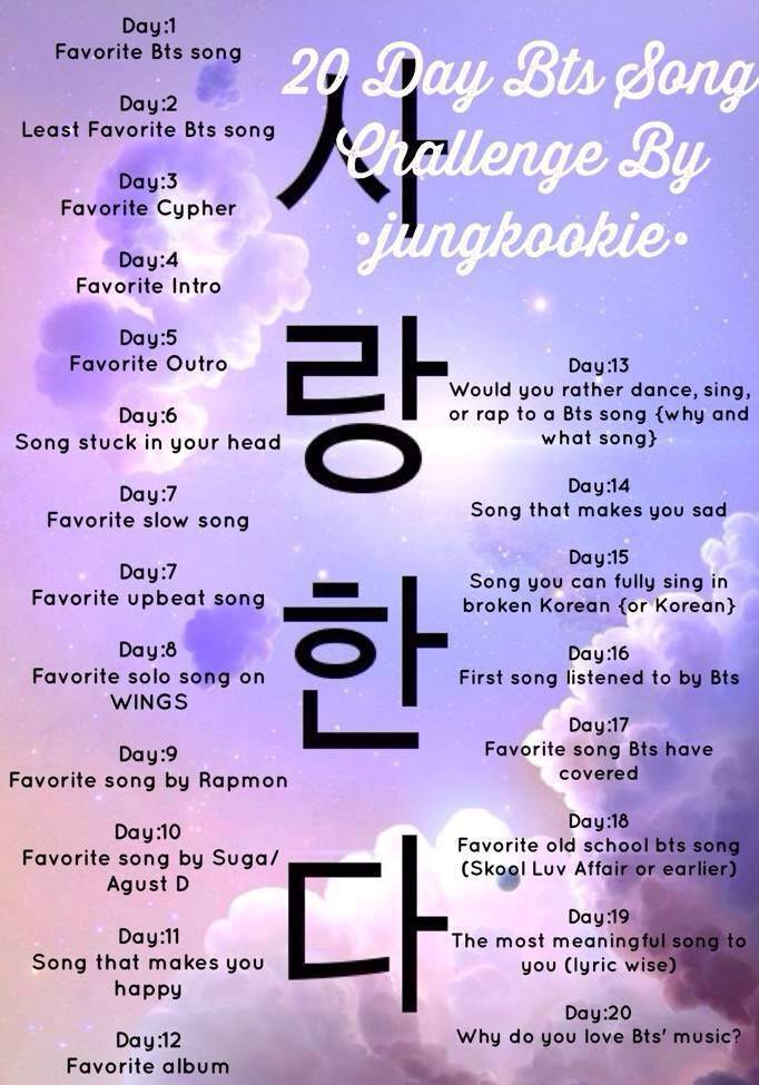 20 days BTS songs challenge day 15/16/17 | ARMY's Amino