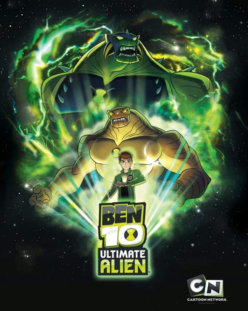 cartoon guy thoughts on ben 10 ultimate alien cartoon amino