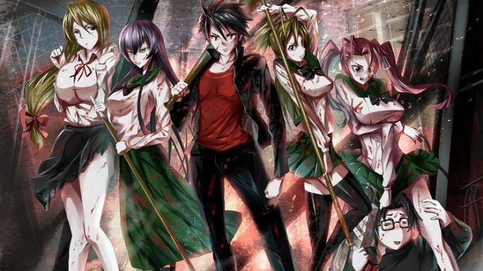 The Wonderful World Of Anime