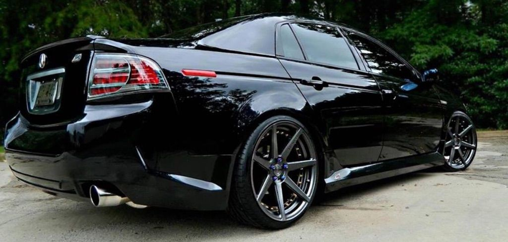 2008 acura tl type s the perfect blend of luxury and power garage