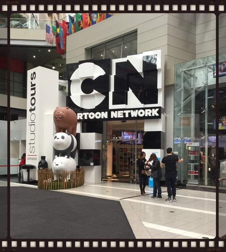 Cartoon Network Headquarters Atlanta Tour