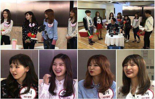 Red Velvet in Idol Party [ENG SUB] | Red Velvet Amino