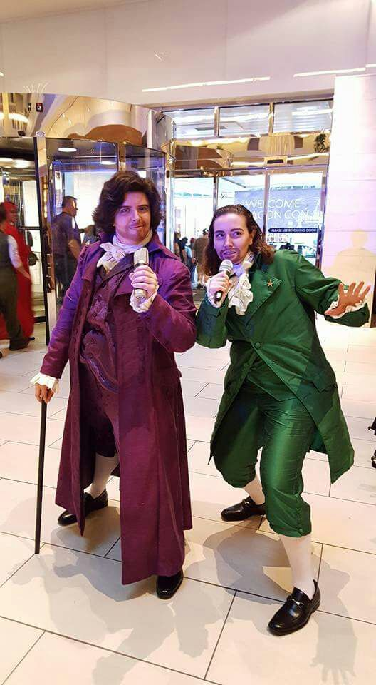 Thomas jefferson hamilton amino so first up at dargoncon this past year i debuted my thomas jefferson we met up with some fun people along the way and had a ridiculous time solutioingenieria Gallery