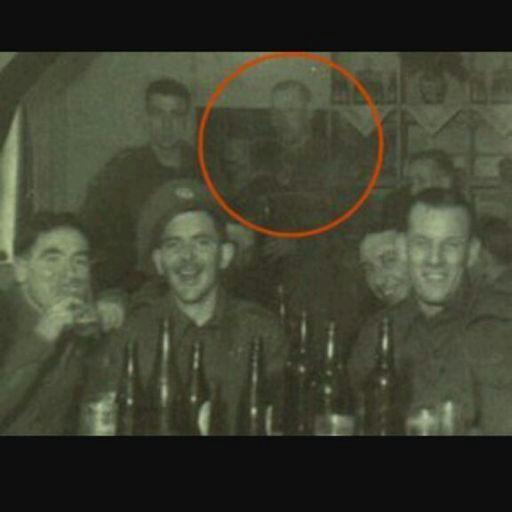 亡くなった友人が写った怖い画像