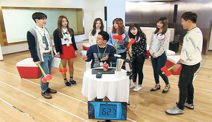 Red Velvet in Idol Party [ENG SUB] | Red Velvet Amino