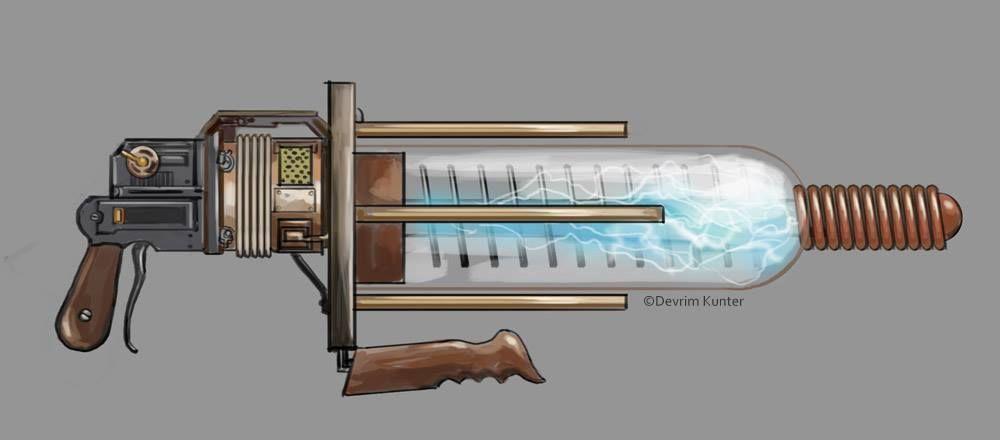 Tesla Gun | Cosplay Amino