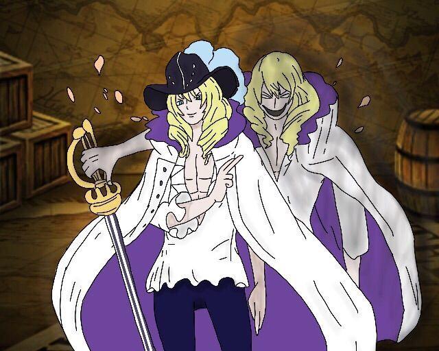 ⚔️What is Hakuba?!?⚔️   One Piece Amino