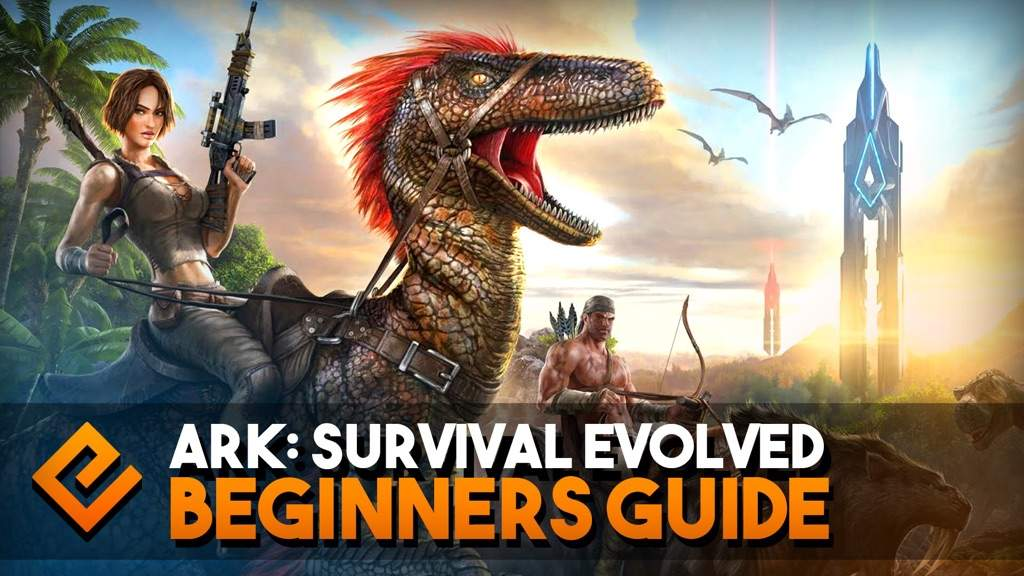 Beginners Guide To Ark: Part 1 (Chosing Modes) | Ark Survival