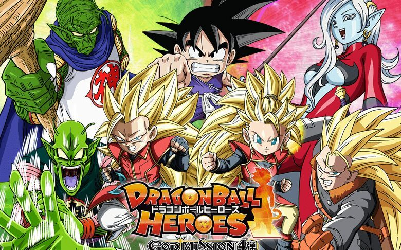 The Game Has A Portage For Nintendo 3DS Called Dragon Ball Heroes Ultimate Mission 2 As Well Manga