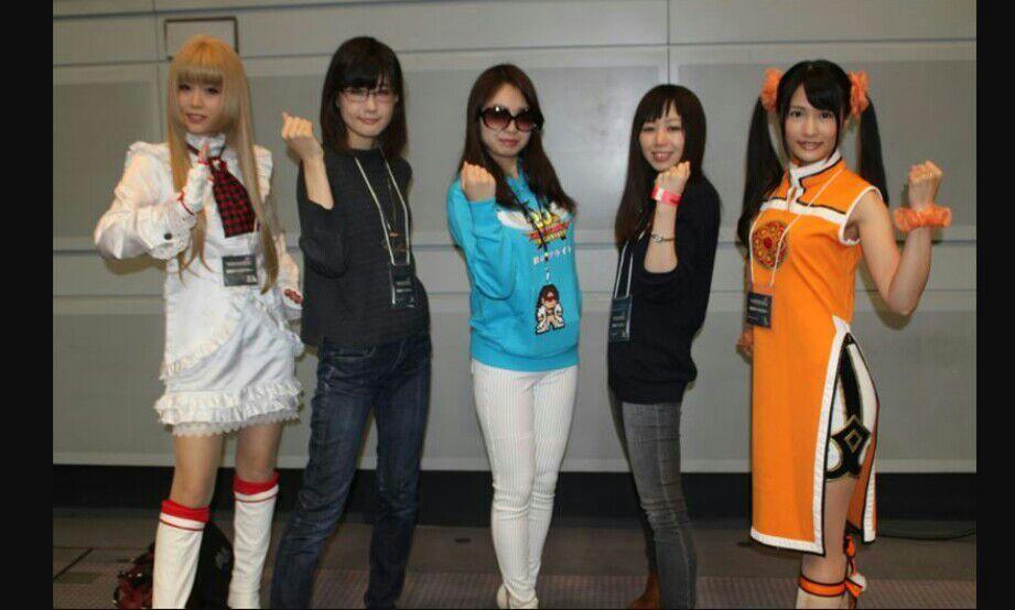 Tekken Female Players Tekken Amino Amino