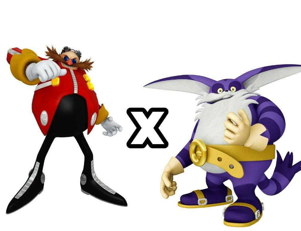 Why I Ship Eggman X Big The Cat Sonic The Hedgehog Amino