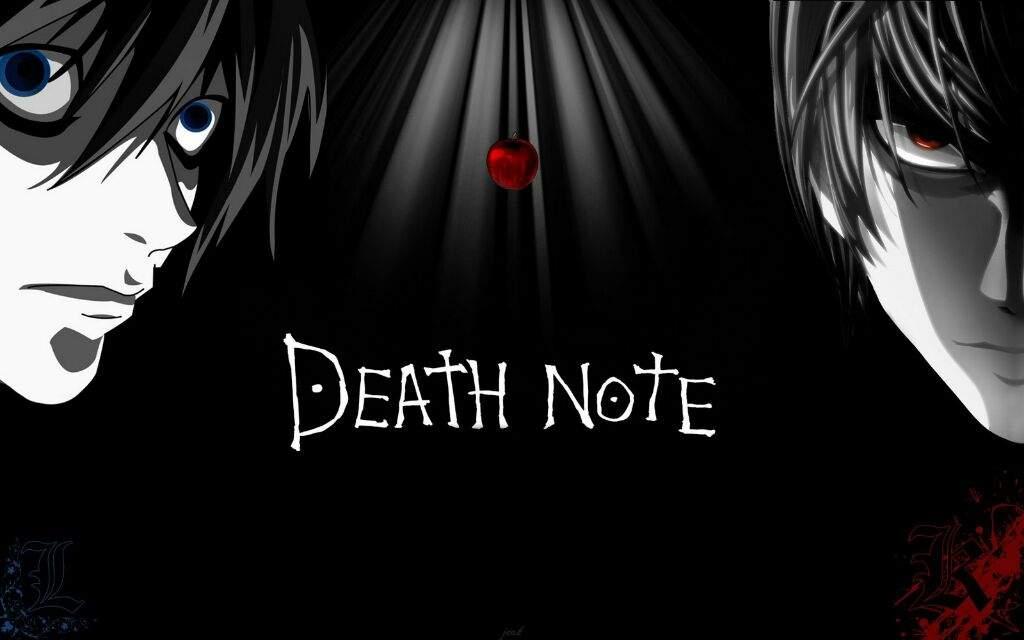 картинки из тетради смерти