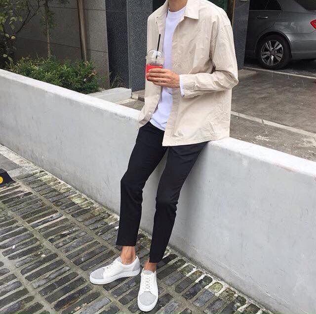Korean Men Fashion K Pop Amino