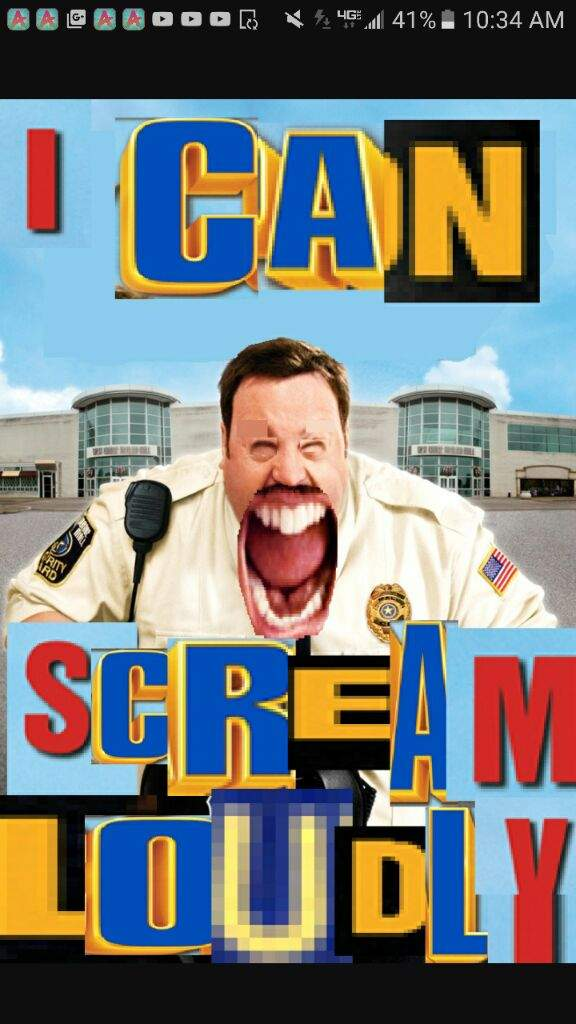Paul Blart Mall Cop Memes Are The Best Dank Memes Amino