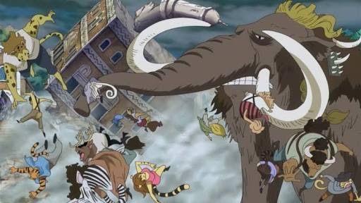 Top 5 Akuma no Mi tipo Zoan | One Piece Brasil™ Amino