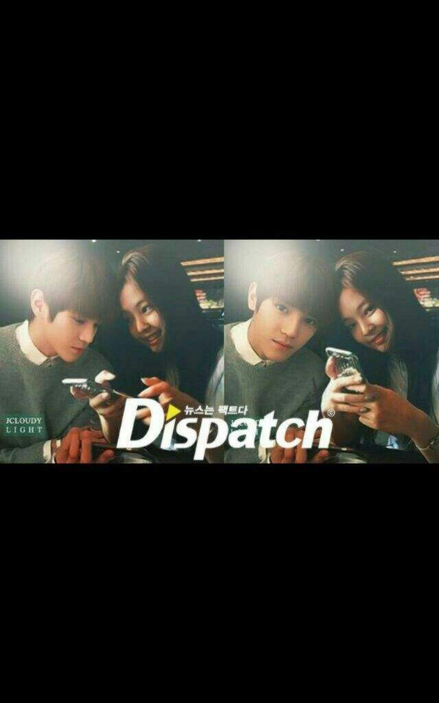Taeyong jennie dating
