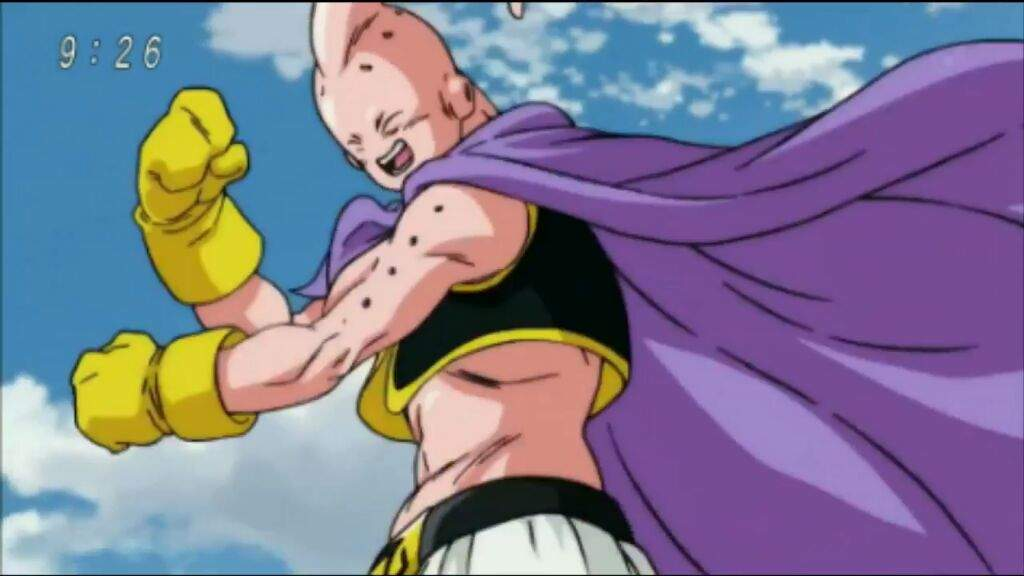 Majin Boo S New Form Dbs Episode 85 Dragonballz Amino