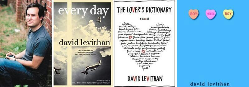 Resultado de imagen de david levithan