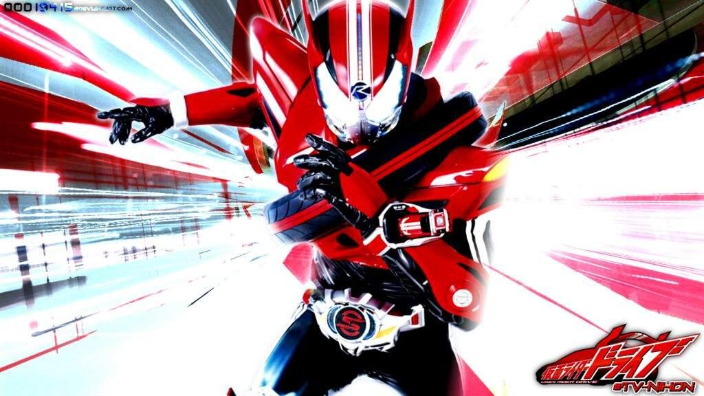 Drive | Kamen Rider Amino Amino