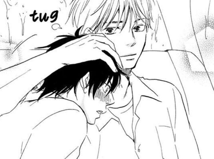 Again Tomorrow (Yaoi Manga)
