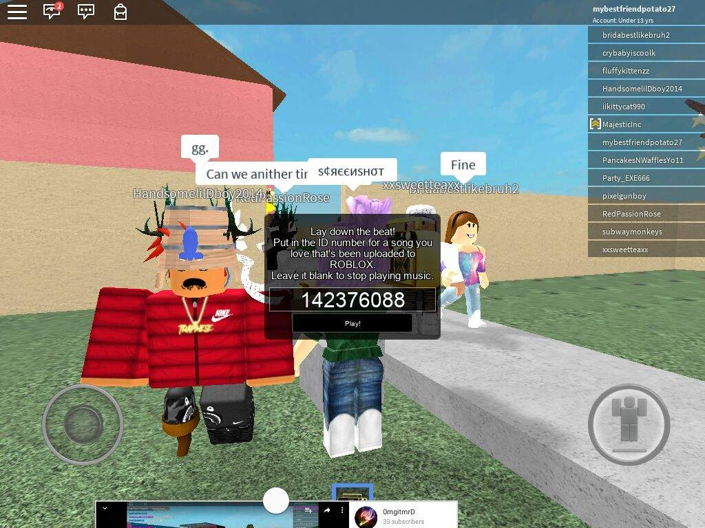 Roblox Song Id Let You Down