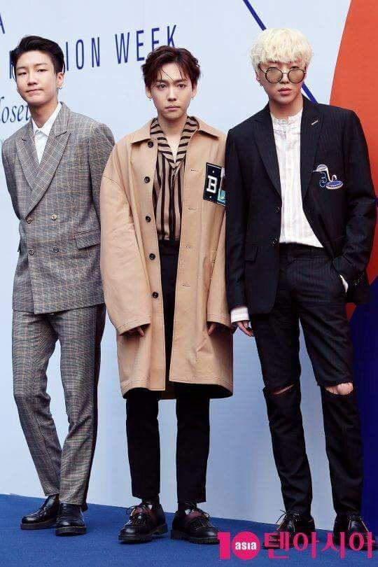 Jinwoo Seoul Fashion Week