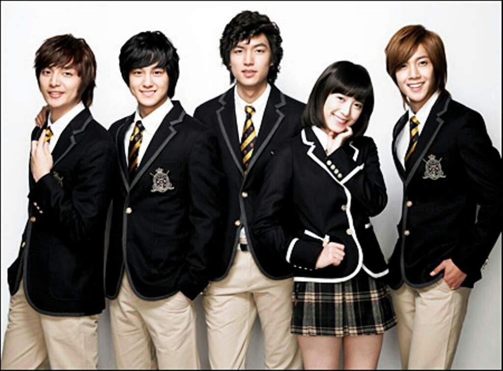 Boys over flowers | K-... Kim Hyun Joong And Koo Hye Sun Kiss