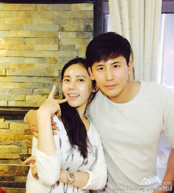 korean actor dating chinese actress