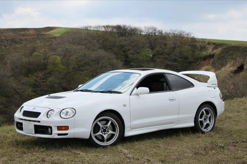Celica GTFour ST205 Facts  Figures  Garage Amino