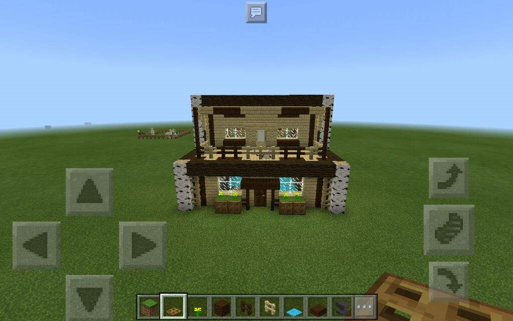 Small Simple House Minecraft Amino