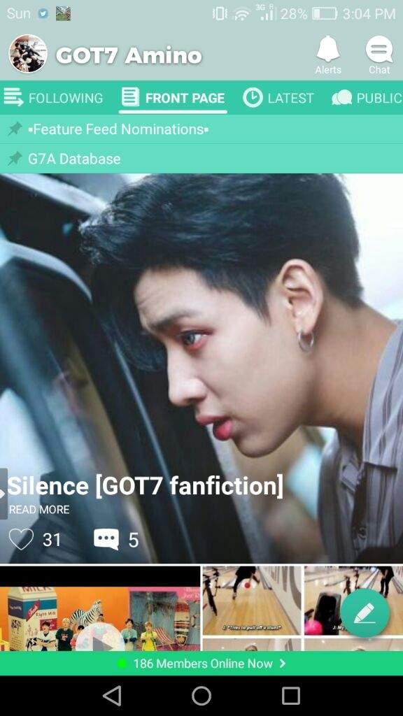 Silence [GOT7 fanfiction] | IGOT7s' Amino