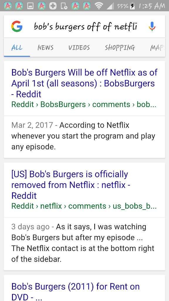 bob s burgers is being taken off of netflix us cartoon amino