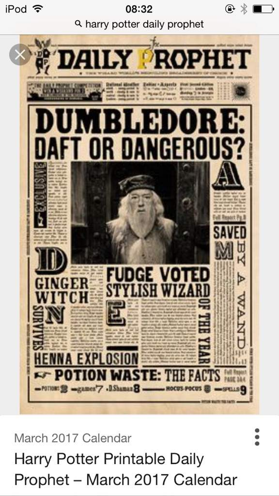 picture relating to Daily Prophet Printable known as Day by day prophet Harry Potter Amino