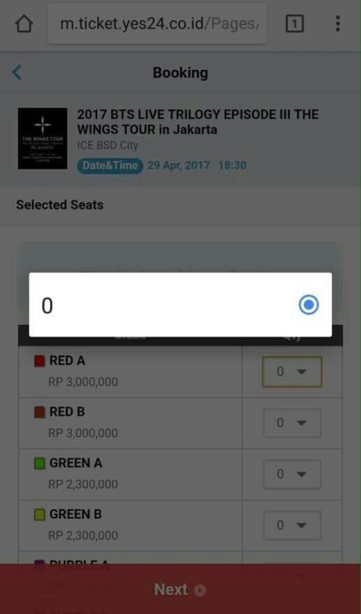 Tiket Konser Bts Di Jakarta Sold Out Full Booked Bts