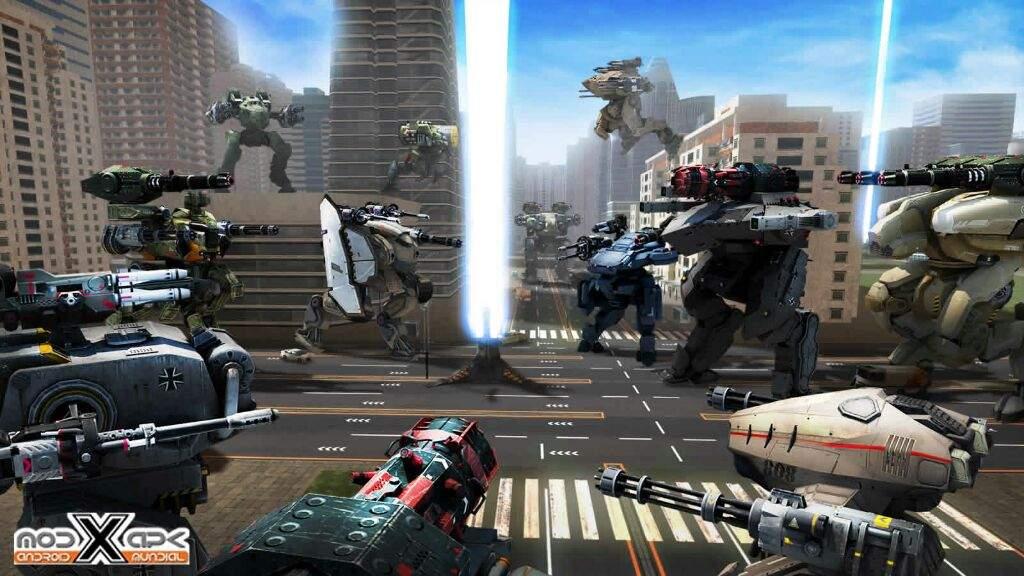 War Robots vs Battle Titans | •Juegos Para Móviles• Amino