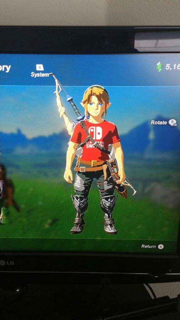 Breath Of The Wild Armor Sets Zelda Breath Of The Wild