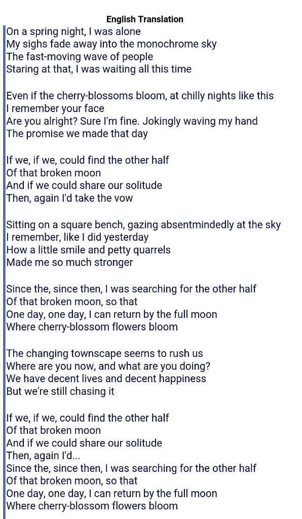 Lyric one day at a time lyrics : Music Analysis ||