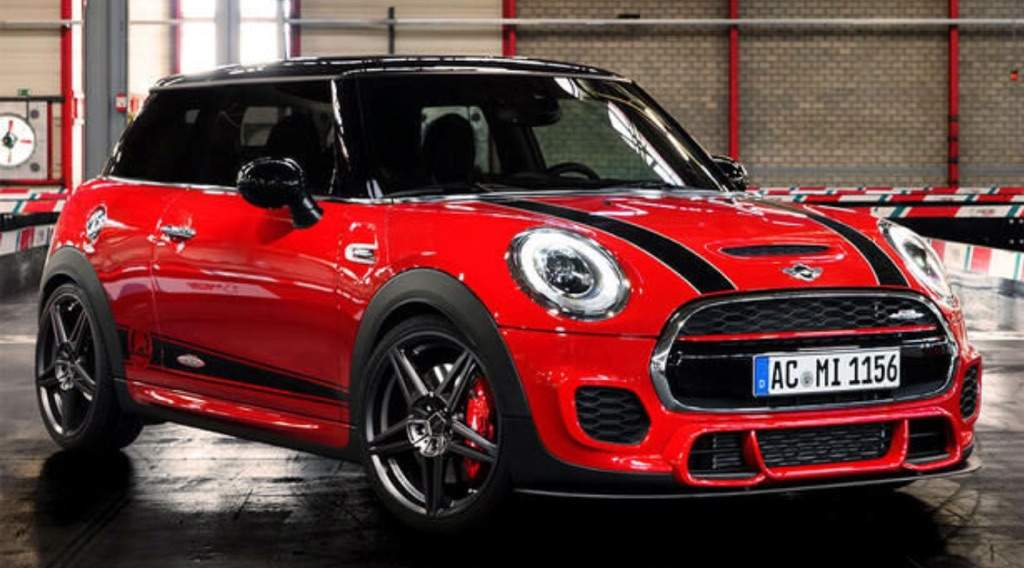 2017 Mini Cooper John Cooper Works Review Garage Amino