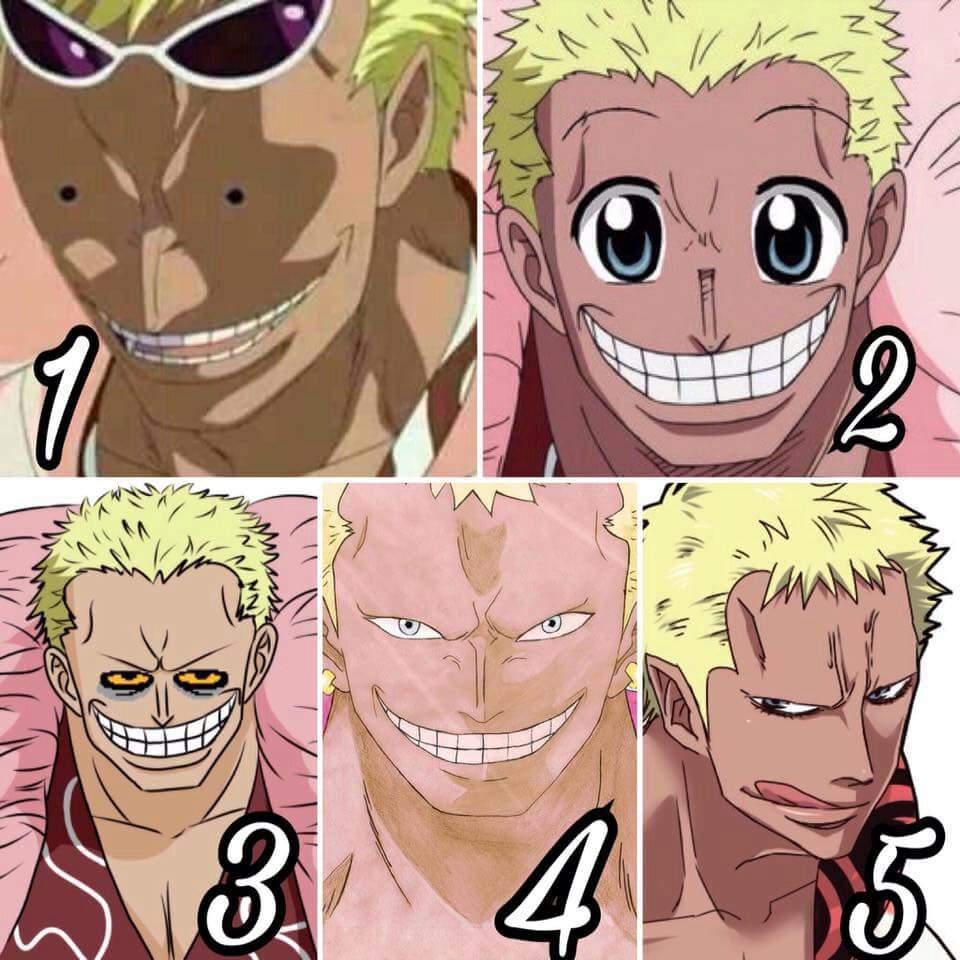 Doflamingo's Eyes !! | One Piece Amino