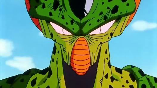 Imperfect Cell Wiki Dragonballz Amino