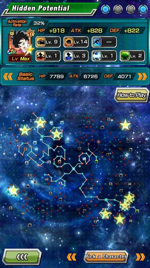 Hidden Potential System Update (Videl SSR) | Dokkan Battle Amino