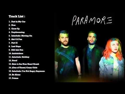 Happy 4th Birthday Paramore's Self-Titled Album 🎉🎊 | Pop