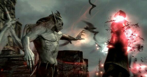 Skyrim Should I Be A Werewolf Or Vampire Lord Video Games Amino