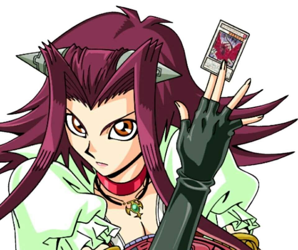 Akiza Izinski - Anime Wallpaper (28499949) - Fanpop