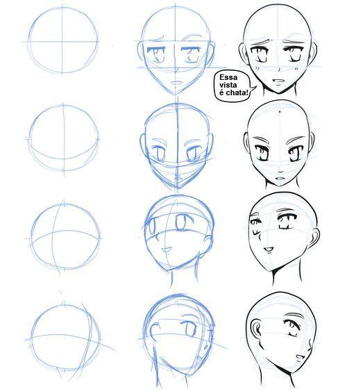 como desenhar animes profissional