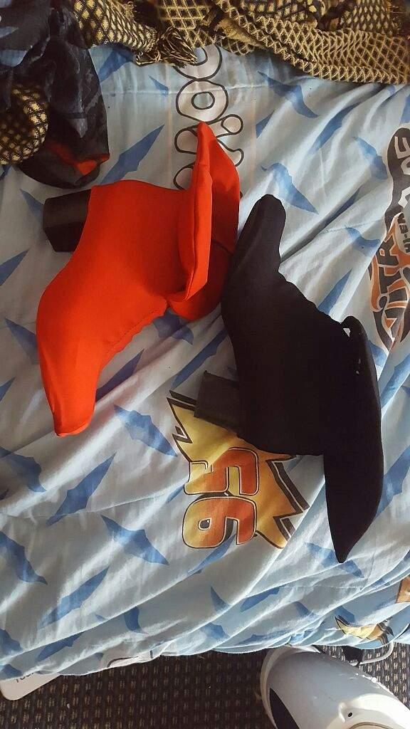 51992d1e7171cb Harley Quinn Cosplay Shoes