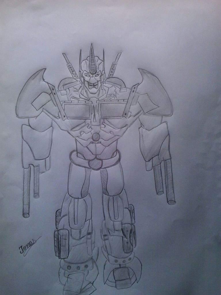 meus desenhos optimus prime e lord megatron comics português amino